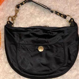 Coach shoulder bag Leather handle